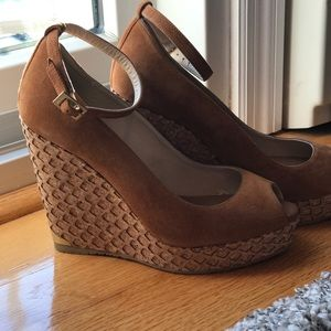 Jimmy Choo wedge size 38